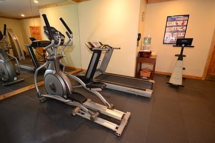 Fitness Facility | Best Western Mountain Lodge at Banner Elk