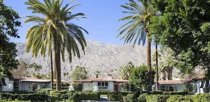 Guestroom View | Avalon Hotel and Bungalows Palm Springs