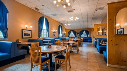 Breakfast Area | Best Western El Grande Inn