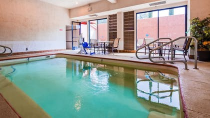Indoor Pool | Best Western El Grande Inn