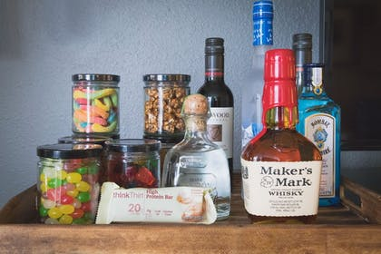 Minibar | Chamberlain West Hollywood