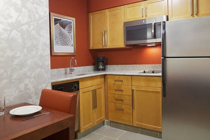 In-Room Kitchen | Residence Inn by Marriott San Antonio Downtown Market Square