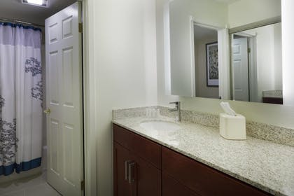 Bathroom | Residence Inn by Marriott San Antonio Downtown Market Square