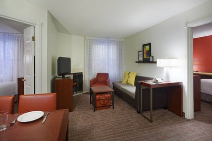 Living Area | Residence Inn by Marriott San Antonio Downtown Market Square