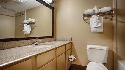 Bathroom | Best Western Of Alexandria Inn & Suites & Conference Center