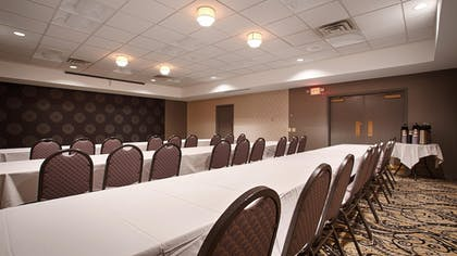 Meeting Facility   Best Western Inn & Conference Center