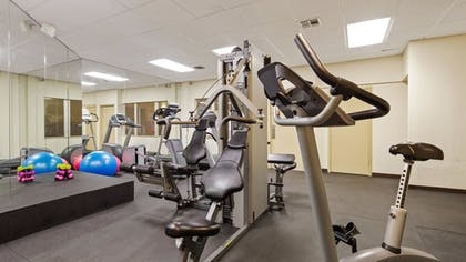 Fitness Facility | Best Western Plus Lawton Hotel & Convention Center