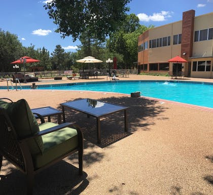 Pool | Best Western Plus Lawton Hotel & Convention Center