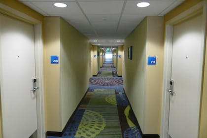 Hotel Interior | Holiday Inn Express & Suites Milford