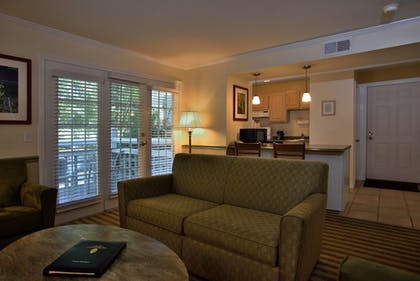Living Area | The Spa at Norwich Inn