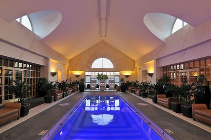 Indoor Pool | The Spa at Norwich Inn