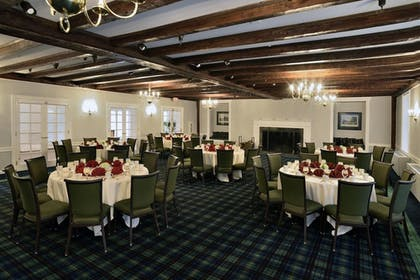 Reception Hall | The Spa at Norwich Inn