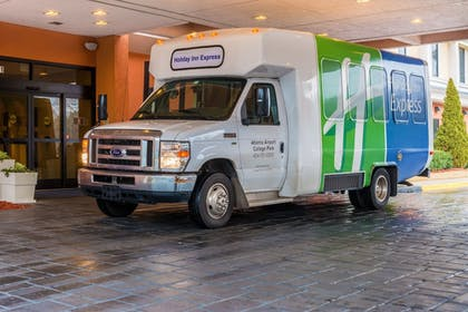 City Shuttle | Holiday Inn Express Atlanta Airport - College Park