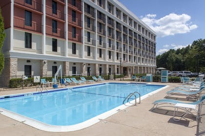 Pool | Holiday Inn Express Atlanta Airport - College Park