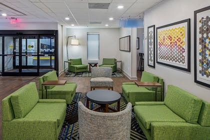 Lobby | Holiday Inn Express Atlanta Airport - College Park