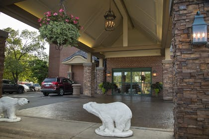 Property Grounds | Best Western Plus White Bear Country Inn