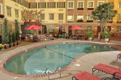 Outdoor Pool | Best Western Plus White Bear Country Inn