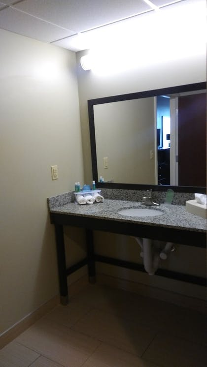 Guestroom | Holiday Inn Express & Suites Pittsburgh West - Greentree