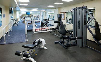 Fitness Facility | Holiday Inn Express & Suites Pittsburgh West - Greentree