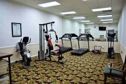 Fitness Facility | Best Western Spring Hill Inn & Suites