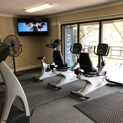 Gym | Hilton Head Island Beach & Tennis Resort