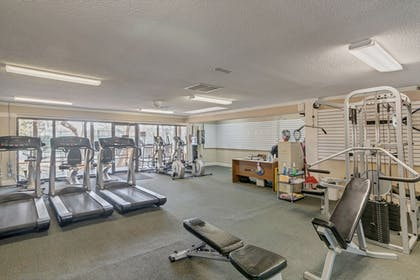 Fitness Facility | Hilton Head Island Beach & Tennis Resort