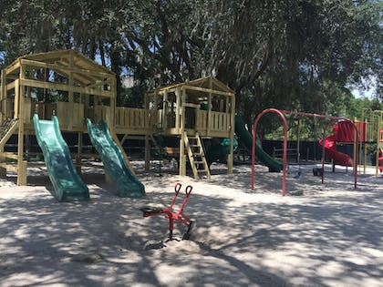 Childrens Play Area - Outdoor | Hilton Head Island Beach & Tennis Resort