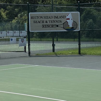 Tennis Court | Hilton Head Island Beach & Tennis Resort