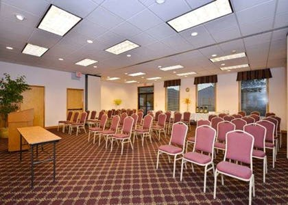 Meeting Facility | Quality Inn And Suites Vancouver
