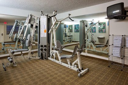 Fitness Facility | La Quinta Inn by Wyndham Albuquerque Airport