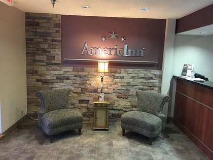 Lobby Sitting Area | AmericInn by Wyndham Salina