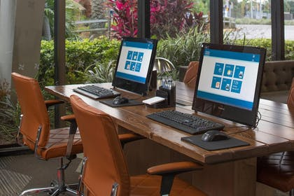 Business Center | Four Points by Sheraton Orlando International Drive