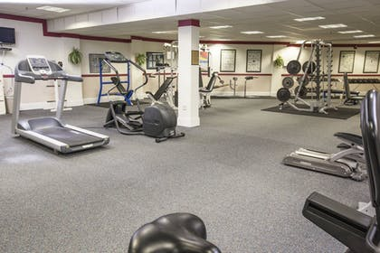 Fitness Facility | The Cove At Yarmouth