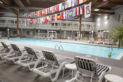 Indoor Pool | The Cove At Yarmouth