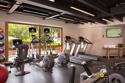 Fitness Facility | Snow King Resort Hotel & Luxury Residences