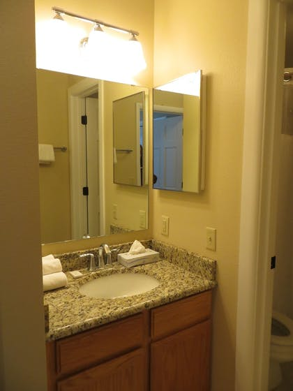Bathroom Sink | Snow King Resort Hotel & Luxury Residences