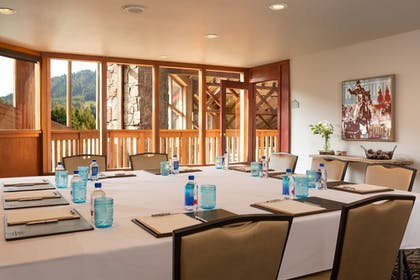 Meeting Facility | Snow King Resort Hotel & Luxury Residences