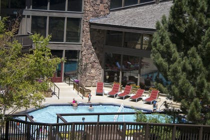 Outdoor Pool | Snow King Resort Hotel & Luxury Residences