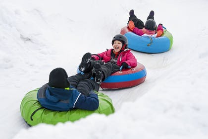 Snow tubing | Snow King Resort Hotel & Luxury Residences