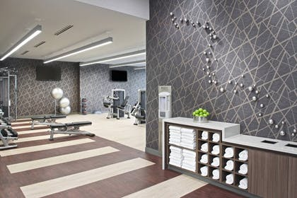 Fitness Facility | Pittsburgh Airport Marriott