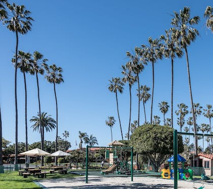 Childrens Play Area - Outdoor | La Jolla Beach and Tennis Club