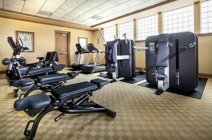 Gym | The San Luis Resort, Spa & Conference Center