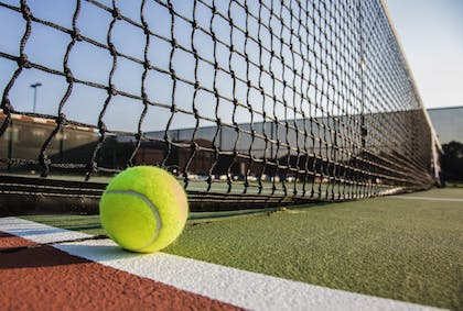 Tennis Court | The San Luis Resort, Spa & Conference Center