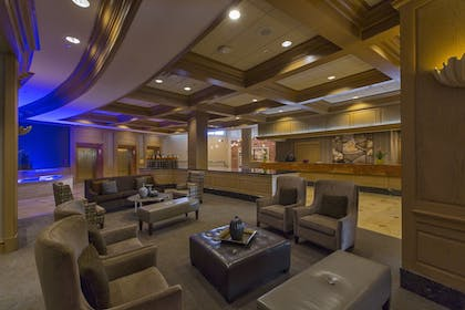 Lobby Sitting Area | The San Luis Resort, Spa & Conference Center