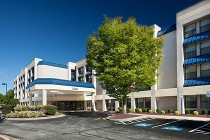 Hotel Front | Best Western Plus BWI Airport Hotel / Arundel Mills