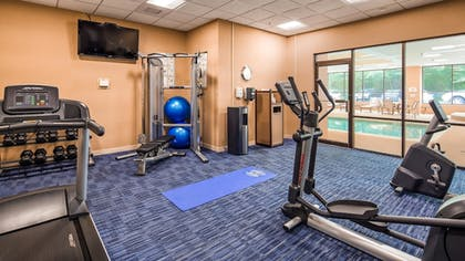 Fitness Facility | Best Western Plus BWI Airport Hotel / Arundel Mills