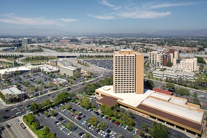 Aerial View | DoubleTree by Hilton Hotel Anaheim - Orange County