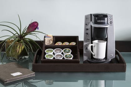 In-Room Coffee | The Palms Hotel & Spa