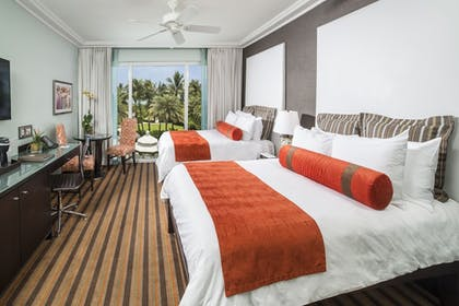 Guestroom | The Palms Hotel & Spa