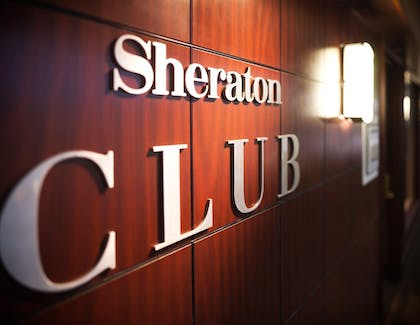 Executive Lounge | Sheraton Suites Chicago O'Hare
